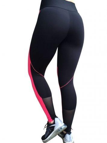 CAJUBRASIL 5233 Sexy Leggings Brazilian Fashion Pink