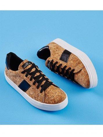 CAJUBRASIL 6811 Tennis Sneaker Shoes Country Cork Style