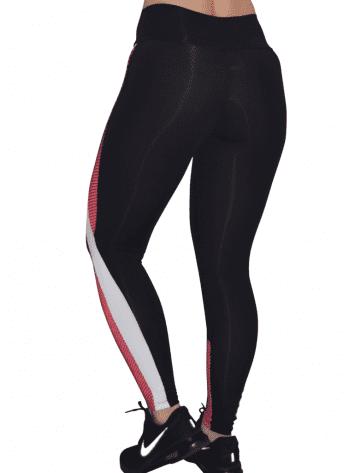 OXYFIT Leggings Frame 64052 Coral- Sexy Workout Leggings