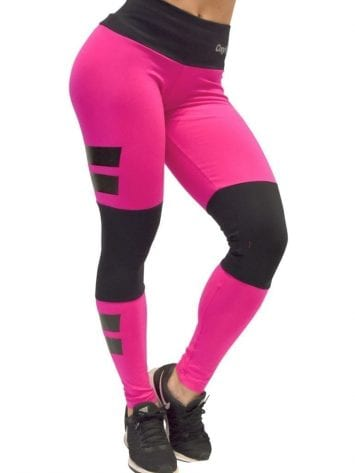 OXYFIT Leggings Santorini 64081 Hot Pink – Sexy Workout Leggings