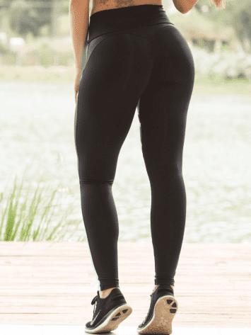 OXYFIT Leggings Ease 64114 Black Mint - Sexy Workout Leggings