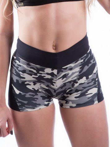 DYNAMITE BRAZIL Shorts SH2094 Apple Booty Camo Sexy Shorts