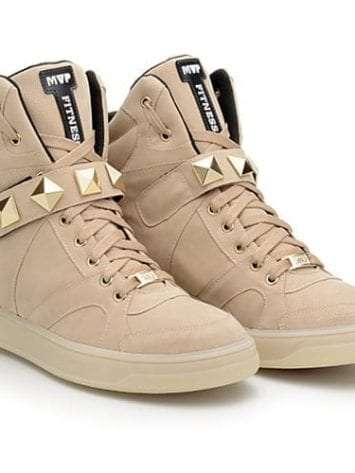 MVP Hard Fit 70102 Almond Workout Sneakers