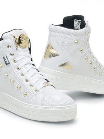 MVP Street Fashion Fit 70118 White Workout Sneakers