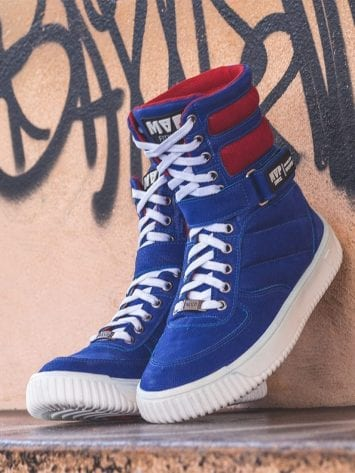BOOT FASHION REFERENCE: 70121 COLOR: ROYAL BLUE