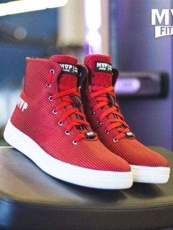 CROSS-TRAINER 80205 red-d