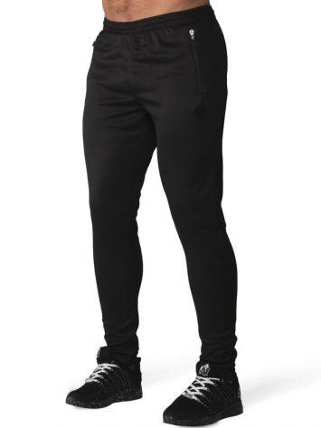 Gorilla Wear Ballinger Track Pants – Black