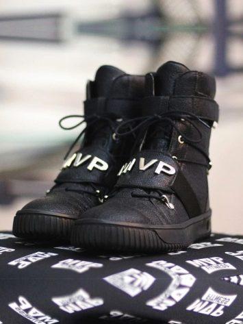 MVP Fitness Street Hard Tennis Shoes – Black