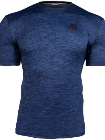 Gorilla Wear Roy T-Shirt – blue