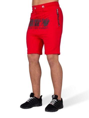 Gorilla Wear Alabama Drop Crotch Shorts – Red