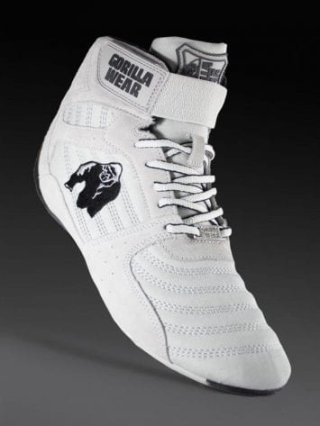 Gorilla Wear Perry High Tops Pro – White