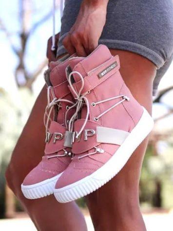 MVP Fitness 70125 Street Hard Tennis Shoes – Guava