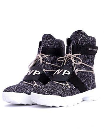 MVP Fitness Thunder Fit Sneakers – Arabresco Black