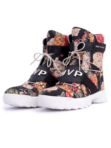 MVP Fitness Thunder Fit Sneakers – Floral Bouquet