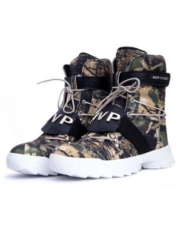 MVP Fitness Thunder Fit Sneakers – Forest