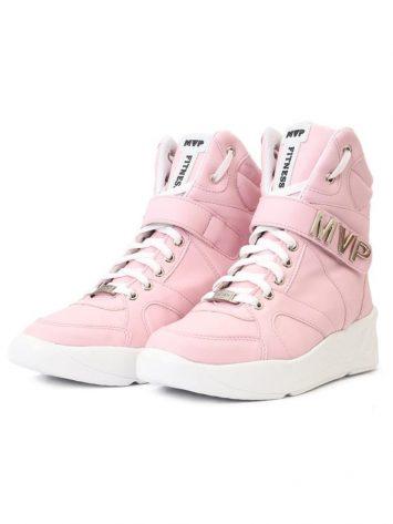MVP Fitness Elegance Fit Sneakers – Pink Baby