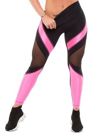 BFB Activewear Leggings Body Power Pink – 3708