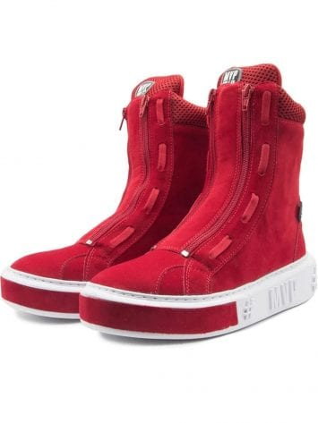 MVP Fitness Boot Easy Sneakers - Raspberry