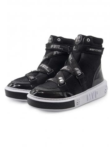 MVP Fitness Fit Focus Sneakers – 70143 – Black