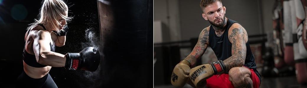 Gorilla Wear - Boxing Gloves - BEST FIT BY BRAZIL