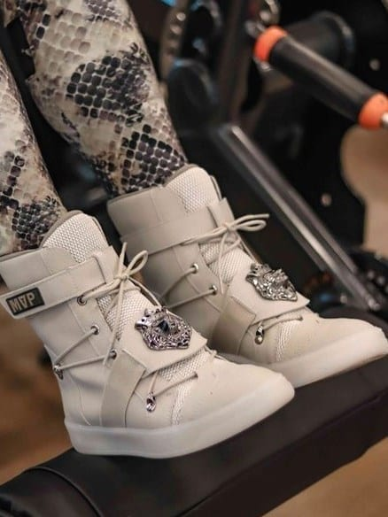 MVP Fitness Lion Fit Sneakers – Hazel