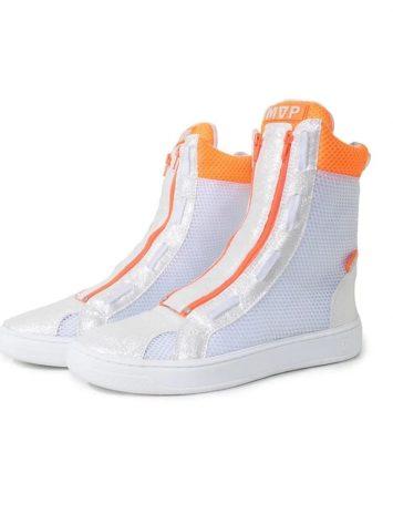 MVP Boot Flex Sneakers – Orange White