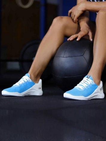 MVP Fitness Cross Training Shoes- Blue