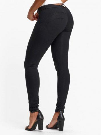 Freddy WR.UP® Fashion – Mid Rise – Full Length – Black