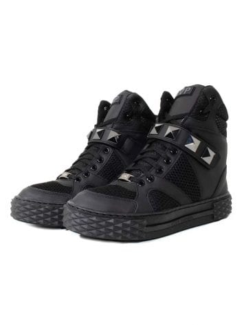 MVP Fitness Hard Fit New Sneakers – Black Onix