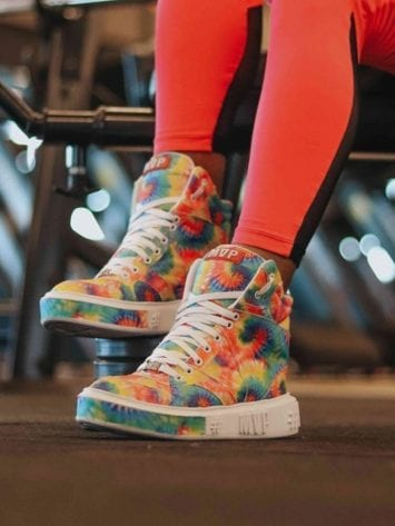 MVP Fitness 70152 Tie Dye – Reggae
