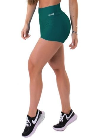 Let's Gym Fitness Energetic Shorts – Jade