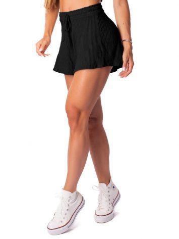 Let's Gym Fitness Skort Canelado Fluid – Blackottom