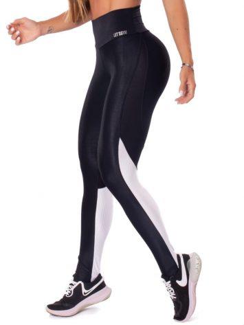 Let's Gym Fitness Dreamy Fit Leggings – Black
