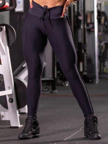 Oxyfit Activewear Leggings Track – Black