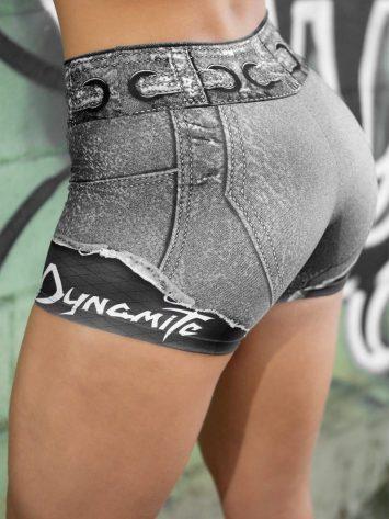 DYNAMITE BRAZIL Placebo Larimar Shorts - Black