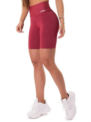 Let's Gym Fitness Move & Play Shorts – Red