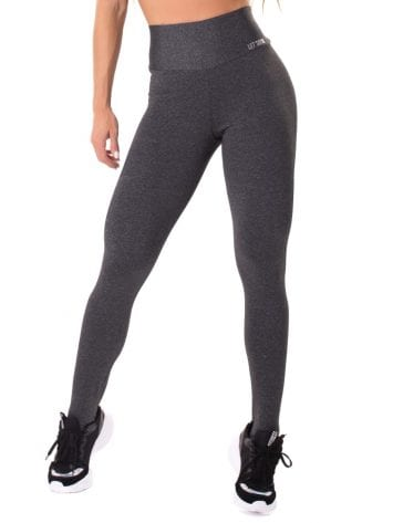 Let's Gym Fitness Move and Slay Leggings – Black