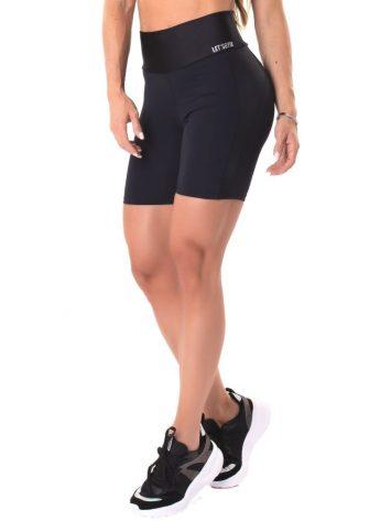 Let's Gym Fitness Delicate shorts – Black