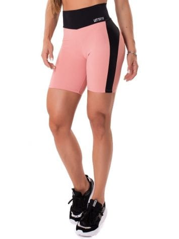 Let's Gym Fitness Delicate shorts – Rose