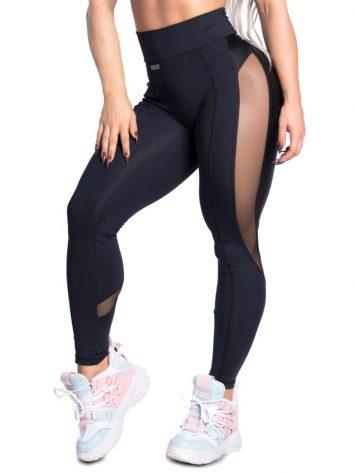 Trincks Fitness Activewear Leggings Woman – Black