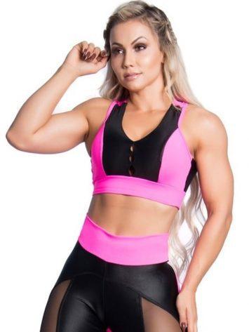 Trincks Fitness Activewear Train – Pink/Black